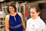 Me and Chef Lindsey Vandentoorn of the DC Marriott Marquis