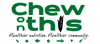 Chew on this Logo