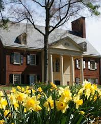 The historic DuBose House in Spring